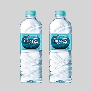 백산수500ml*1BOX(20PET)